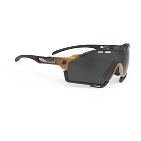 Rudy Project Cutline Occhiali, bronze fade/smoke black